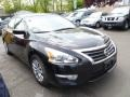 Super Black 2009 Nissan Maxima 3.5 S