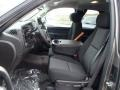 Ebony Interior Photo for 2013 Chevrolet Silverado 1500 #80887900