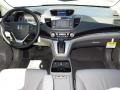 2013 Alabaster Silver Metallic Honda CR-V EX-L  photo #5