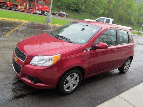 2010 Chevrolet Aveo Aveo5 LS Data, Info and Specs