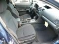 Black Front Seat Photo for 2013 Subaru Impreza #80904237