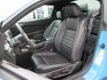 2011 Grabber Blue Ford Mustang V6 Premium Coupe  photo #15