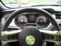 2011 Grabber Blue Ford Mustang V6 Premium Coupe  photo #18