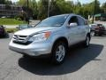2010 Alabaster Silver Metallic Honda CR-V EX-L AWD  photo #3