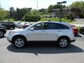 2010 Alabaster Silver Metallic Honda CR-V EX-L AWD  photo #4