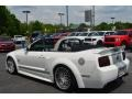 2007 Performance White Ford Mustang GT Premium Convertible  photo #6