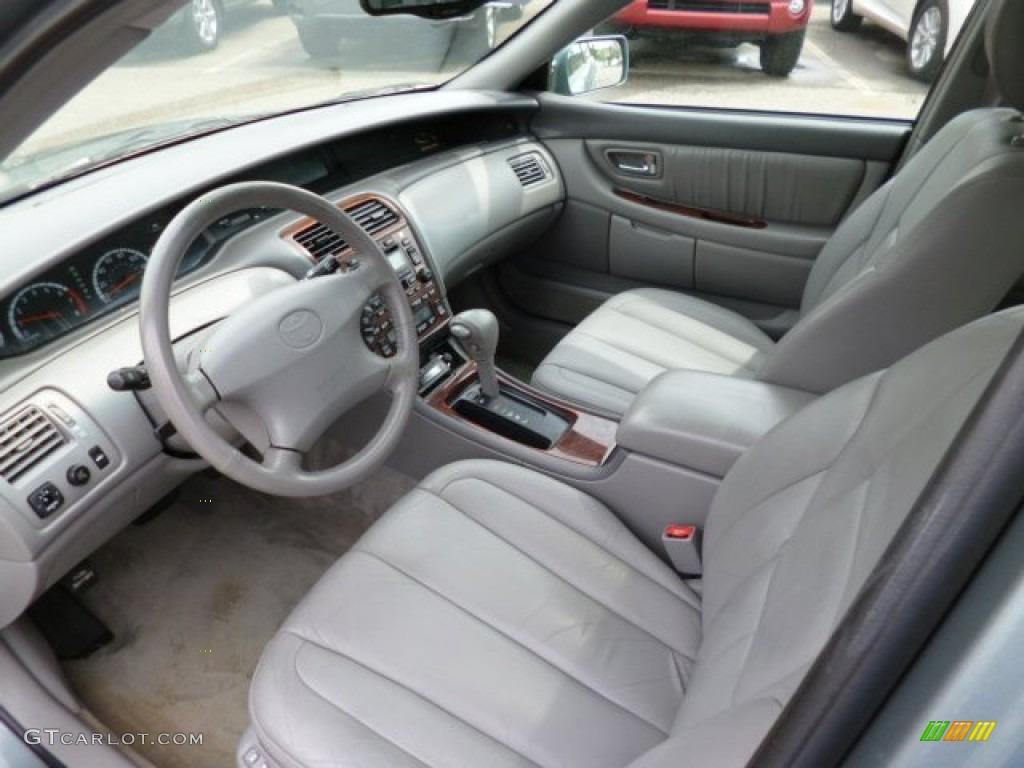 2001 Silver Spruce Metallic Toyota Avalon Xls 80895641 Photo 17 Car Color