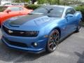 Kinetic Blue Metallic 2013 Chevrolet Camaro Gallery