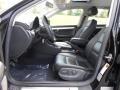 Black Interior Photo for 2008 Audi A4 #80919681