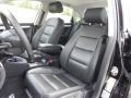 Black Front Seat Photo for 2008 Audi A4 #80919705