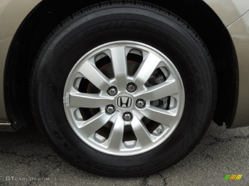 2009 Honda Odyssey Ex Wheel Photo 80929599 Gtcarlot Com