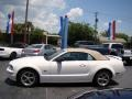 2006 Performance White Ford Mustang GT Premium Convertible  photo #5