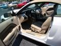 2006 Performance White Ford Mustang GT Premium Convertible  photo #9