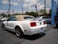 2006 Performance White Ford Mustang GT Premium Convertible  photo #25