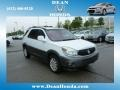 Frost White 2005 Buick Rendezvous CXL AWD