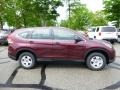 2013 Basque Red Pearl II Honda CR-V LX AWD  photo #2