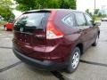 2013 Basque Red Pearl II Honda CR-V LX AWD  photo #3