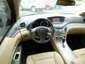 Desert Beige Dashboard Photo for 2012 Subaru Tribeca #80935572