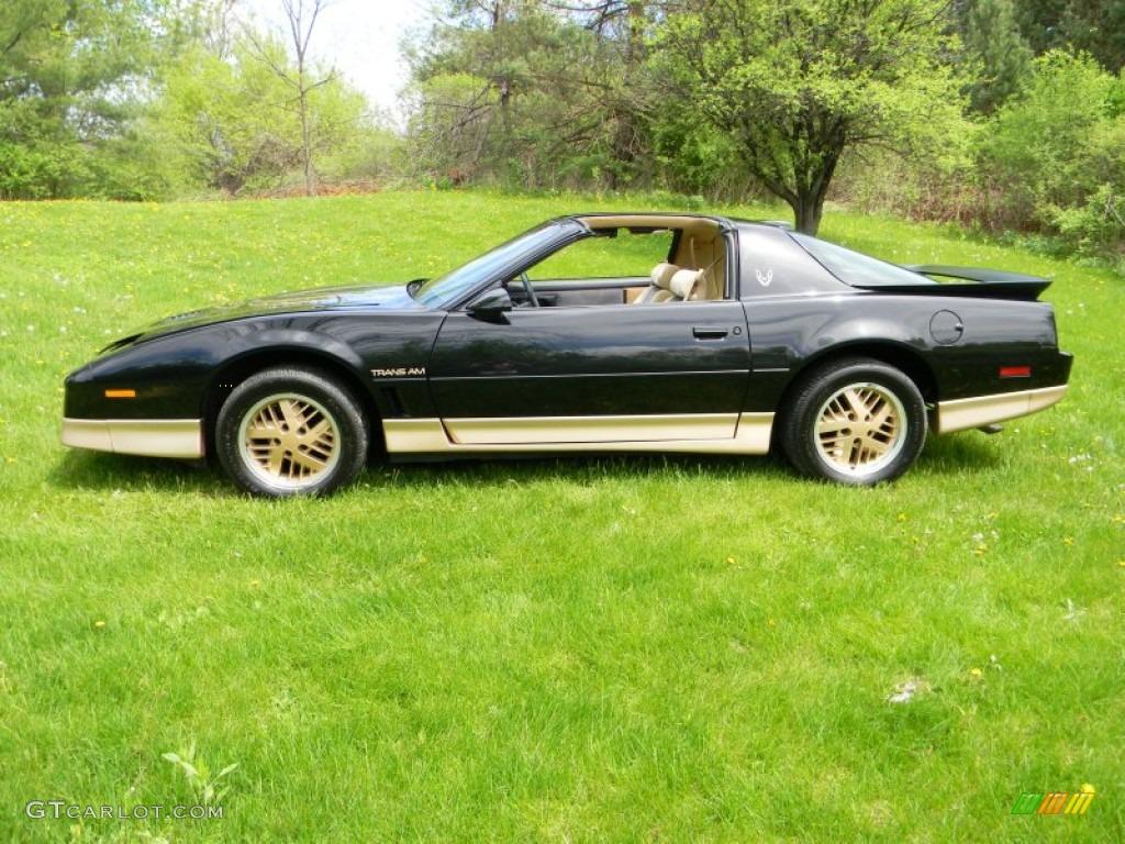 1986 black pontiac firebird trans am 80895382 photo 2 gtcarlot com car color galleries