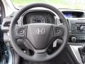 Black Steering Wheel Photo for 2013 Honda CR-V #80945940