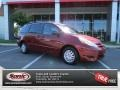 Salsa Red Pearl 2009 Toyota Sienna Gallery