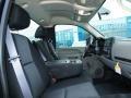 2012 Black Chevrolet Silverado 1500 Work Truck Regular Cab  photo #9