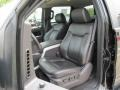 Black 2010 Ford F150 Interiors
