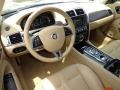 2013 Jaguar XK Caramel Interior Prime Interior Photo