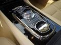2013 Jaguar XK Caramel Interior Transmission Photo