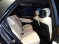 Rear Seat of 2012 ML 63 AMG 4Matic