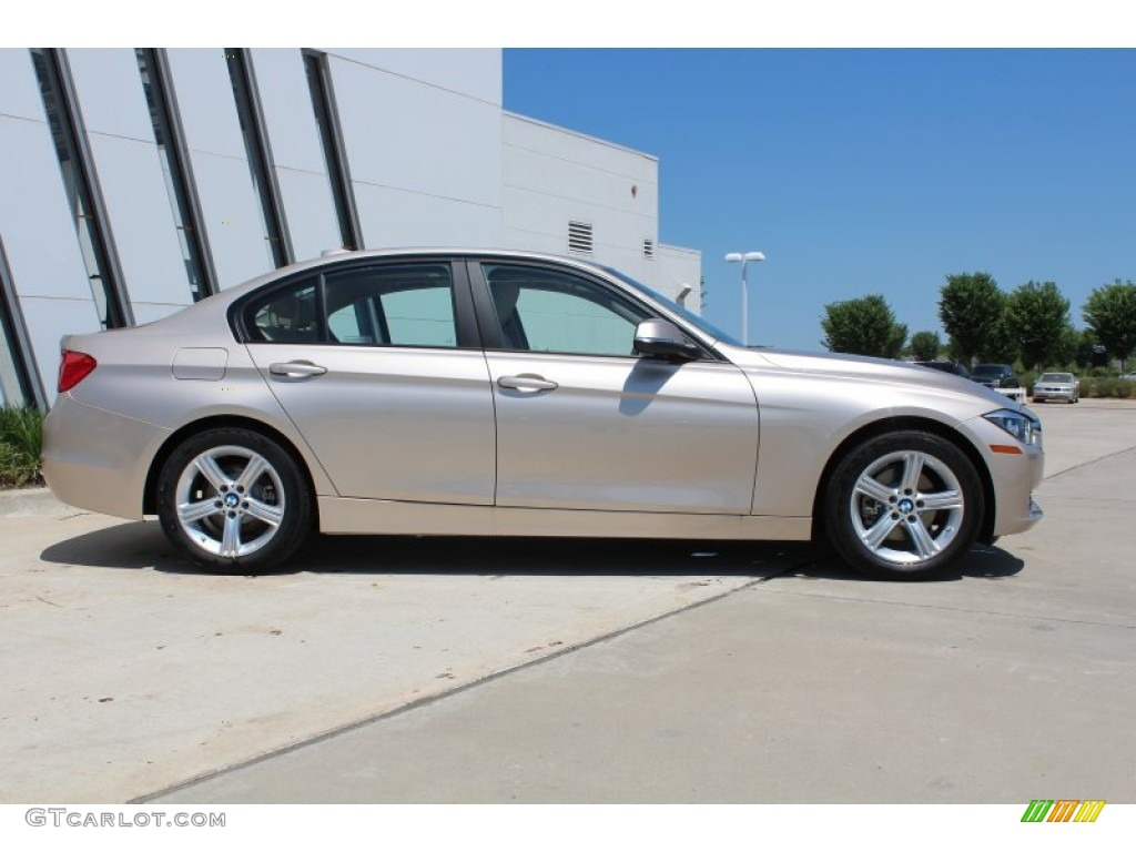 Orion Silver Metallic 2013 BMW 3 Series 328i Sedan ...