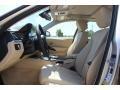2013 3 Series 328i Sedan Venetian Beige Interior