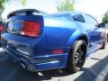 2007 Vista Blue Metallic Ford Mustang GT Premium Coupe  photo #3