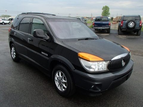 2002 buick rendezvous cx awd data info and specs. Black Bedroom Furniture Sets. Home Design Ideas