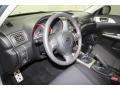 2009 Subaru Impreza Carbon Black Interior Dashboard Photo