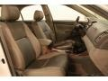 Taupe 2004 Toyota Camry Interiors