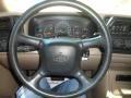 Tan Steering Wheel Photo for 2002 Chevrolet Silverado 3500 #81005446