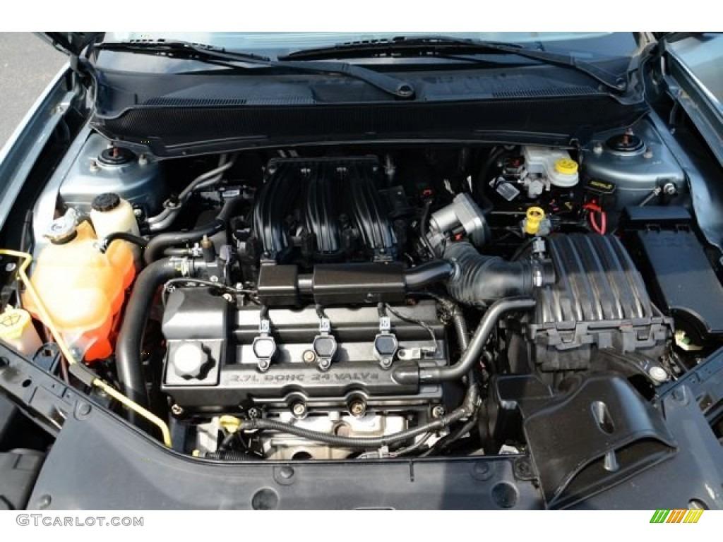 2009 Dodge Avenger SXT Engine Photos | GTCarLot.com