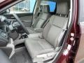 2013 Basque Red Pearl II Honda CR-V EX AWD  photo #7