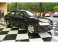 Black Currant Pearl 1998 Honda Accord EX V6 Sedan