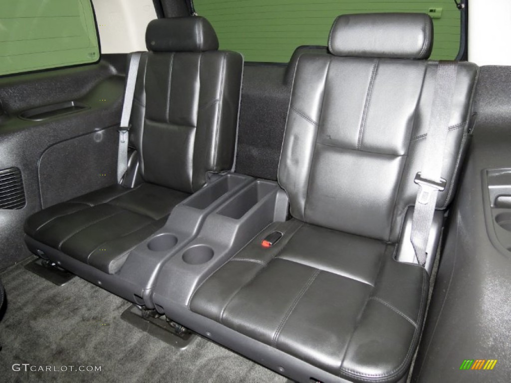 2007 chevrolet tahoe ltz rear seat photos. Black Bedroom Furniture Sets. Home Design Ideas
