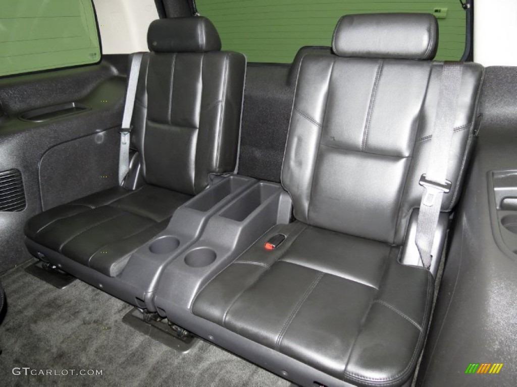 2007 chevrolet tahoe ltz rear seat photos. Black Bedroom Furniture Sets. Home Design Ideas