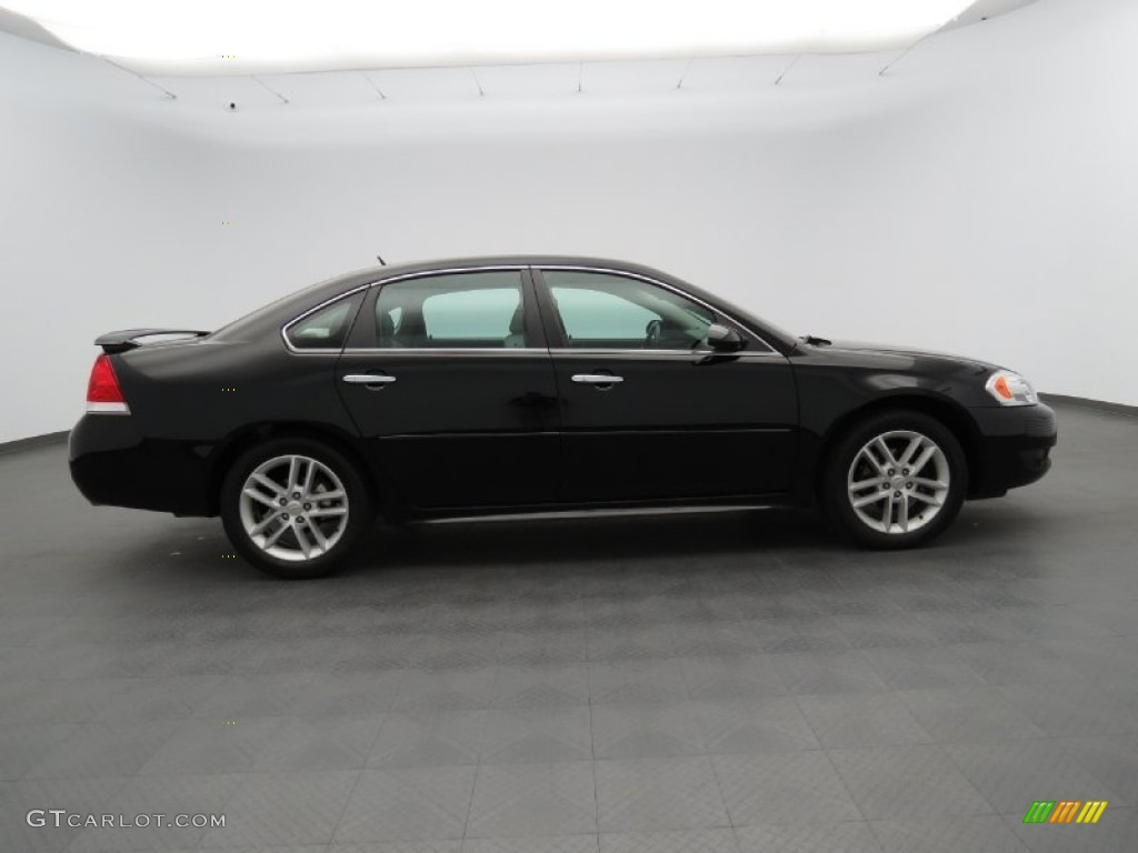 Black 2013 Chevrolet Impala Ltz Exterior Photo 81019770