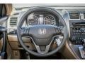 Ivory Steering Wheel Photo for 2011 Honda CR-V #81023583