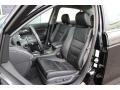 2011 Accord SE Sedan Black Interior
