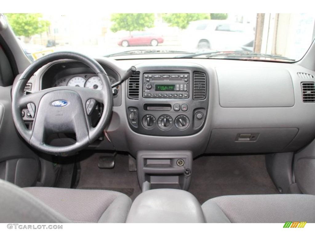 2002 Ford Escape Xlt V6 4wd Dashboard Photos Gtcarlot Com