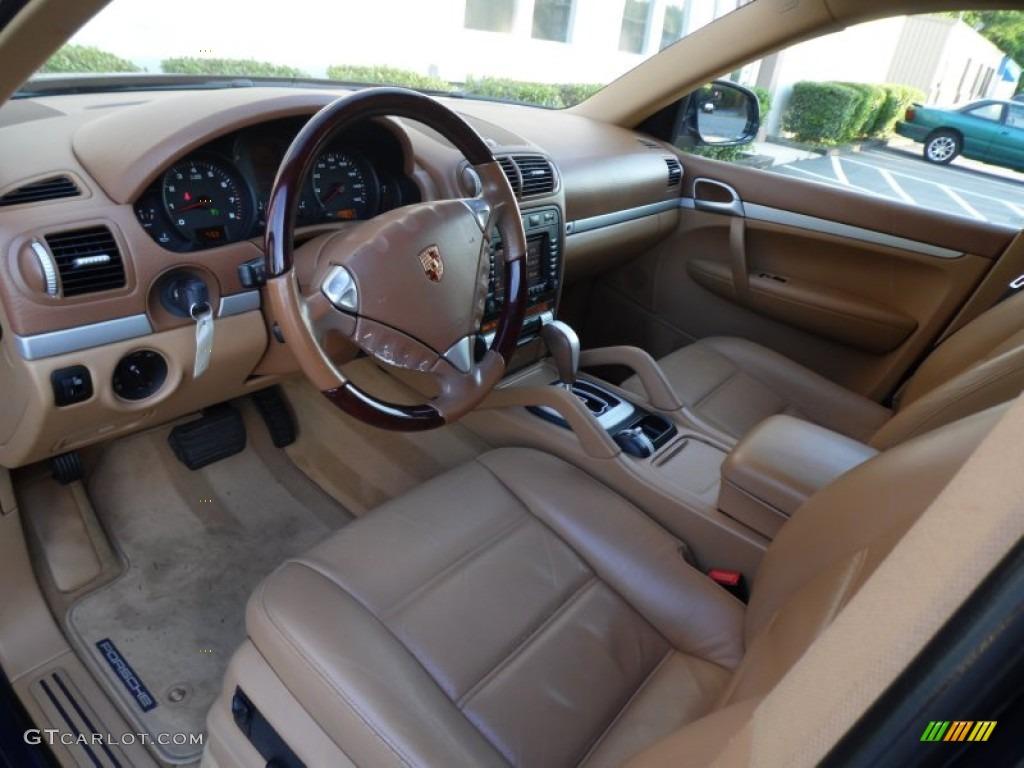 2005 porsche cayenne standard cayenne model interior photo 81034845 for Porsche cayenne interior images