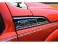 2012 Vermillion Red Ford F250 Super Duty Lariat Crew Cab 4x4  photo #22
