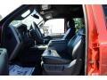 2012 Vermillion Red Ford F250 Super Duty Lariat Crew Cab 4x4  photo #24