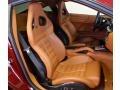 2007 Ferrari 599 GTB Fiorano Cuoio Interior Front Seat Photo